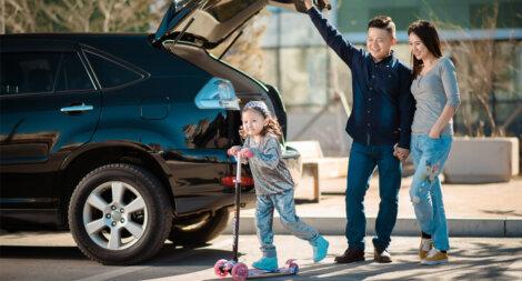 Vehicle-car loan